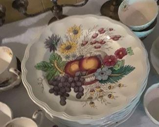 Reynolds pattern plates