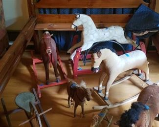 More rocking horses