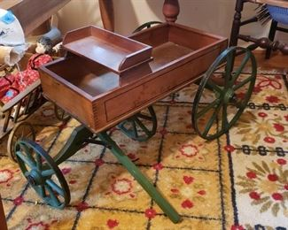 Reproduction wagon