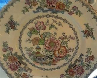 Ashworth plate, England