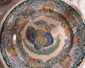 Turkey plates, 2