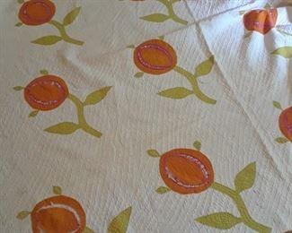 Lovely vintage quilt