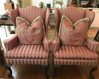 Pair of Henedon Chairs