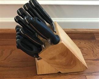 Palm Knife Set