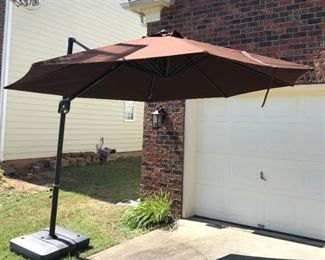 Southern Butterfly Freedom Umbrella