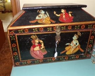 large Oriental Box