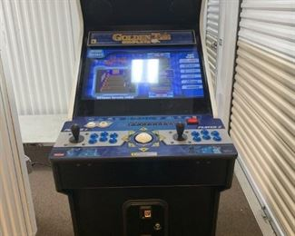 Legends 3 full sized working arcade with over 150 games.  135 currently downloaded.  Purchased at $4999.   In excellent condition.  Taking offers.