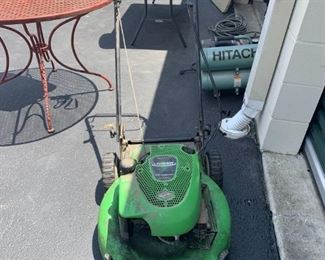 Same Lawnboy mower