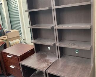 IKEA bookshelf units (2)