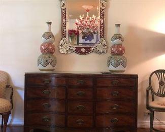 Federal revival dresser by Henredon