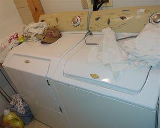 Dryer works.....Washing machine needs repair.