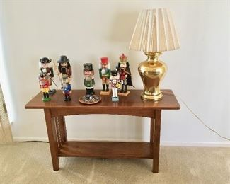 Nutcrackers, some made in Germany