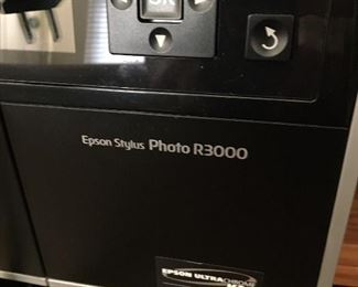 Epsom Stylus Photo R3000 Professional Printer