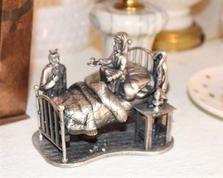 Tudor Mint Pewter