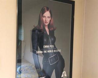 1998 avengers poster