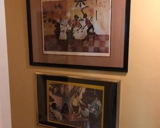Annie Lee Framed Prints