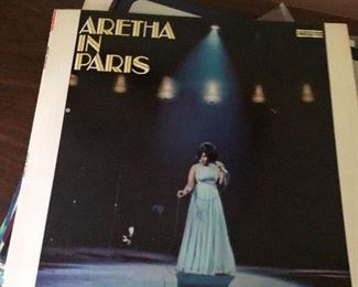 Aretha in Paris Live Album