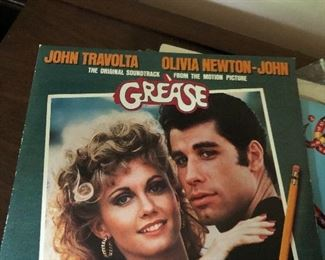 Grease Sound track