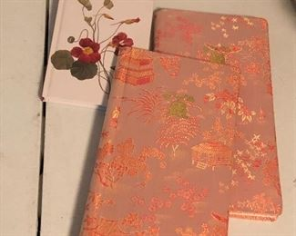 vintage address books and notebooks