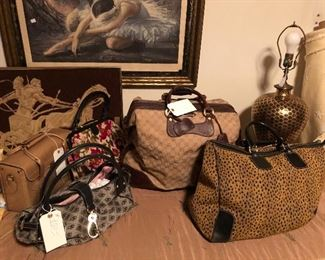 Great hand bag/ purses and travel bags