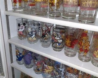 Disney/McDonald cup collection