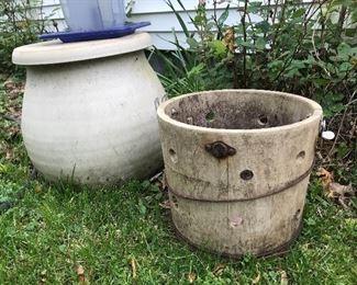Vintage Pail - Succulant Planter