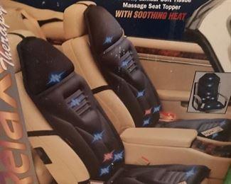 Heated Massage Seat Topper