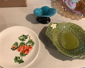 Vintage Pottery and Depression Glass