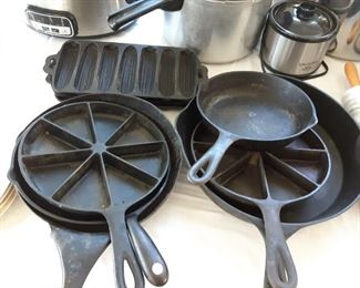 Wagner and other cast iron