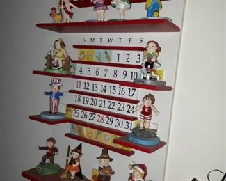 Campbell's calendar