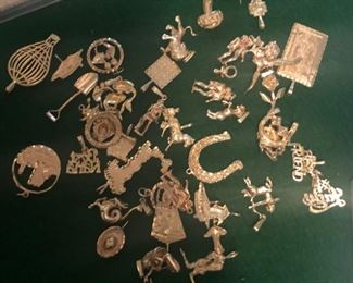 14K charms will be sold at spot prices on sale days
