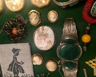 overview of some jewelry