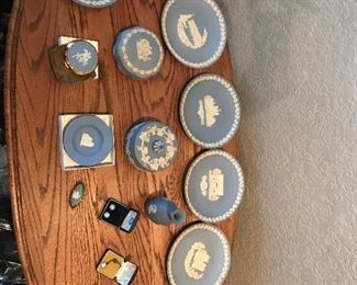Multiple Pieces of Wedgewood Antiques