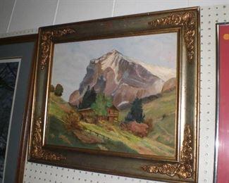 uyl paintings