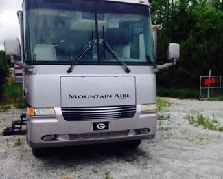 "2003 Mountain Aire Class A Motor Home For Sale along with 2003 Honda ""Element"""