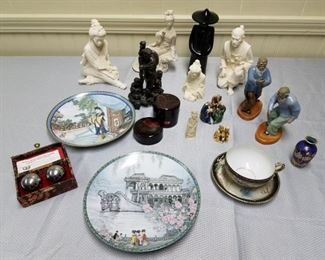 Asian Figurines and Decor