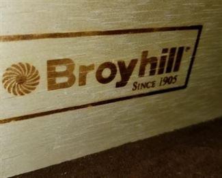 Broyhill Label