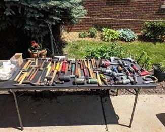 Hammers ,air tools
