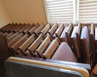 Garage-awesome folding chairs
