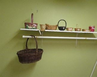 Pantry off kitchen