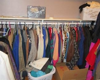 Master Bedroom-Closet