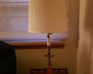 Country Lamp-pair