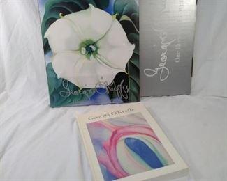 Georgia O'Keefe books