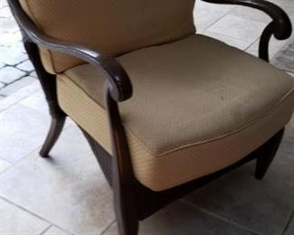 side chair patio
