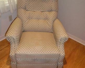 Lady's Recliner