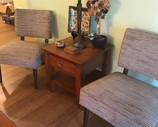 $300 each***Room and Board Upholstered Chairs purchased 2007