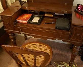 Antique Cubby Hole Desk