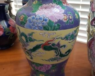Smaller Chinese Vase- Both signed