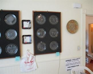 Lalique plates, priced right