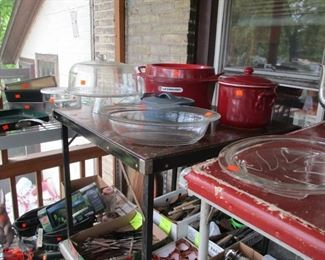 High end  Le Creuset cookware